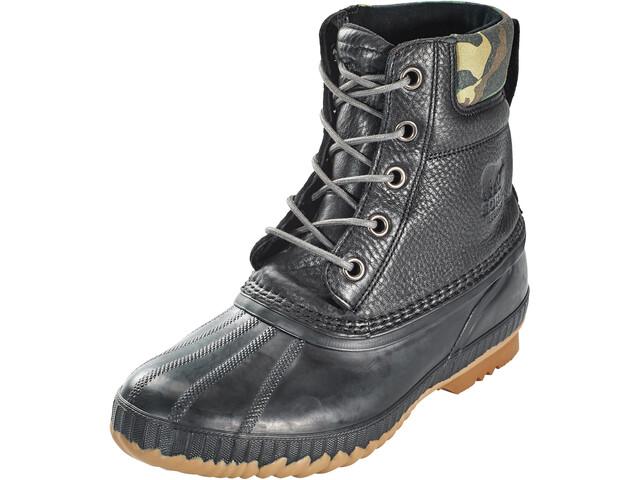 Sorel Cheyanne II Premium Laarzen Heren, black/alpine tundra
